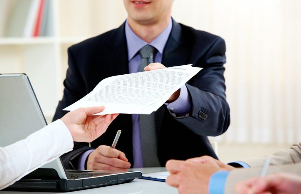 документы для получения СРО
