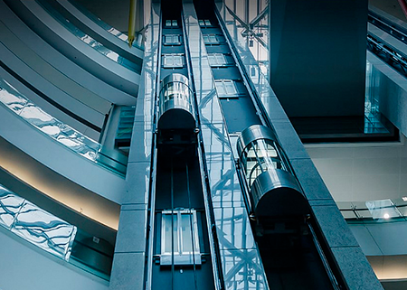 монтаж лифтов СРО фото